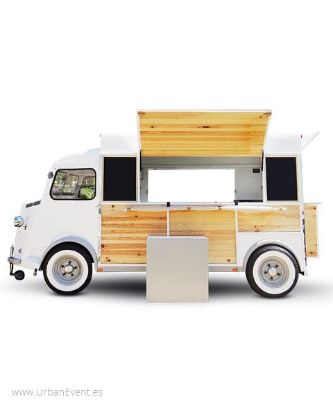 Food Truck en Alquiler